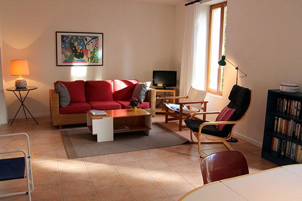 a sitting room at Paradix