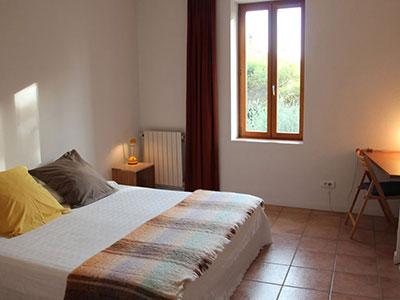 Paradix apartment 1 — bedroom