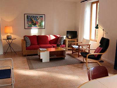 Paradix apartment 1 - sitting room