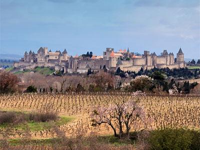 Carcassonne — la Cité